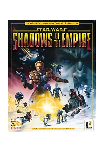 Disney STAR WARS SHADOWS OF THE EMPIRE