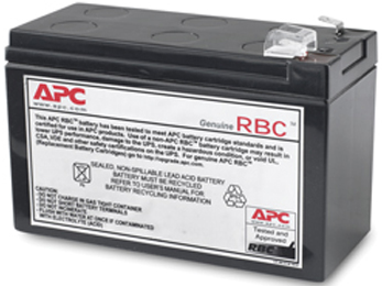 Батарея APC APCRBC110 для BE550G-RS, BR550GI, BR650CI-RS