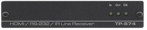 Приемник Kramer TP-574 90-70912090 HDMI, RS-232 и ИК-сигналов по витой паре DGKat
