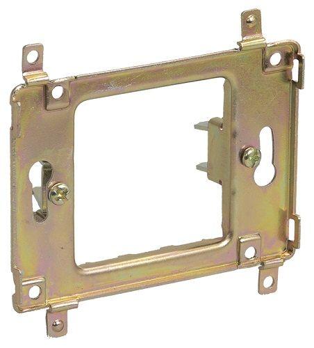 Суппорт IEK CKK-40D-SK2-K01 для коробок на 2 модуля.