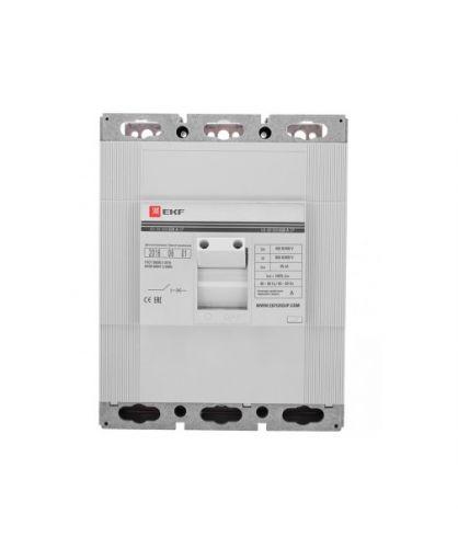 Автоматический выключатель EKF mccb99-800-800 3п ВА-99 800/800А