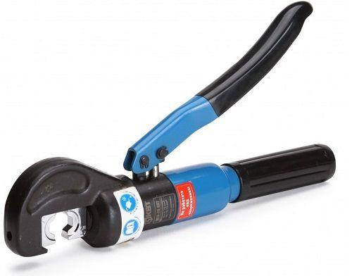 Фото - Инструмент КВТ 52065 пресс гидравлический ручной ПГР-70 инструмент iek tkl10 004 пресс гидравлический ручной пгр 300 10 300 мм кв