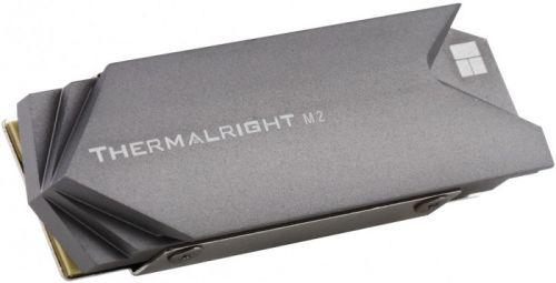 Радиатор Thermalright TR-M.2-2280 дляM.22280 SSD,серый