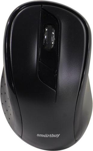 Фото - Мышь Wireless SmartBuy SBM-597D-K dual Bluetooth+USB, черная компьютерная мышь smartbuy sbm 597d k черный