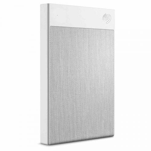 Внешний жесткий диск Seagate STHH2000402 2TB Backup Plus Ultra Touch USB 3.0 белый
