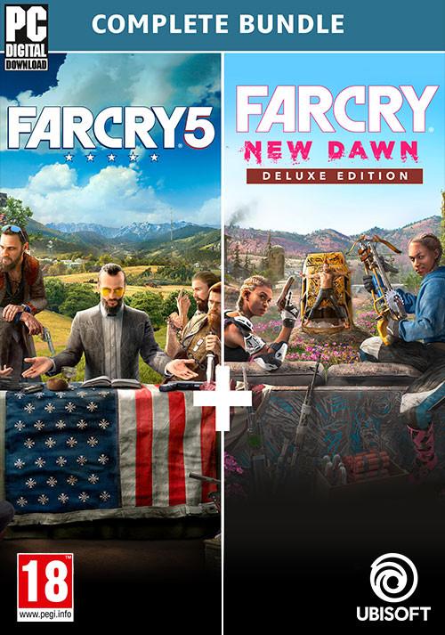 Ubisoft Far Cry New Dawn Complete Bunlde