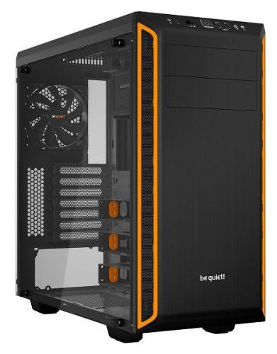 Корпус ATX Be quiet! Pure Base 600 Orange BGW20 / ATX / 2x5.25, 3x3.5, 8x2.5 /с окном /черный с оранжевым