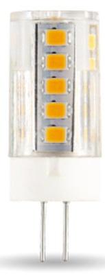 Лампа светодиодная Gauss 207307204 LED G4 12V 4W 4100K керамика