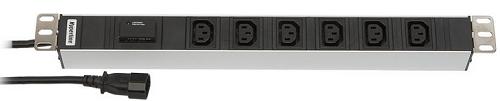 Hyperline SHT19-6IEC-F-2.5IEC