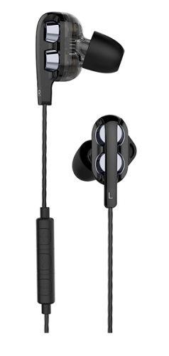 Наушники Harper HV-803 black H00002462 jack 3,5 мм., 1,2 м, 96 дБ ± 3 дБ, 20 Гц - 20 кГц, 16 Ом, встроенный микрофон, пластик, черный недорого