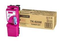 Тонер-картридж Kyocera TK-825M 1T02FZBEU0 для МФУ KM-C2520, KM-C2525E, KM-C3232, KM-C3232E, KM-C4035E Magenta 7 000 коп