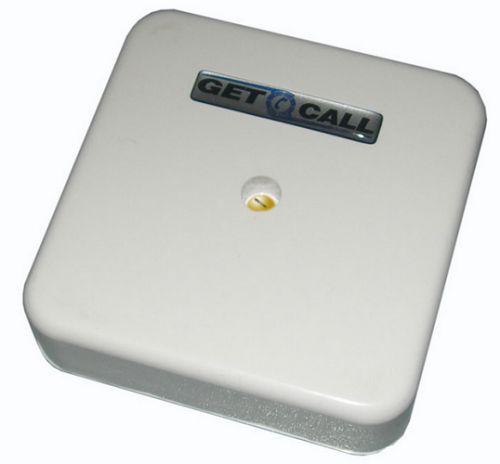 Приставка GETCALL GC-0001D1 (ПДСВ-1.220.ТА) дублирования сигнала вызова для подключения к телефонной линии. К приставке можно подключить внешний звоно