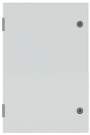 Корпус ABB SRN6420K шкафа с монт. платой 600x400x200