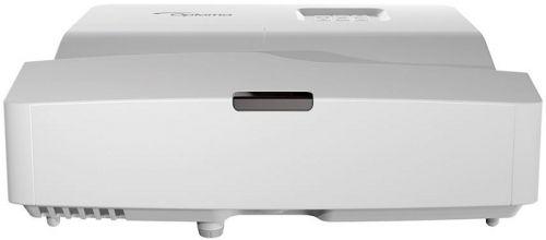 Фото - Проектор Optoma X340UST 1024x768, 22000:1, 4000 ANSI проектор optoma w400 dlp 4000 ansi lm wxga 22000 1 2 41кг