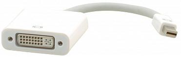 Фото - Переходник Kramer mini DisplayPort - DVI 99-95200003 Mini DP/M на DVI/F, 15см, ADC-MDP/DF переходник kramer mini displayport dvi 99 95200003 mini dp m на dvi f 15см adc mdp df