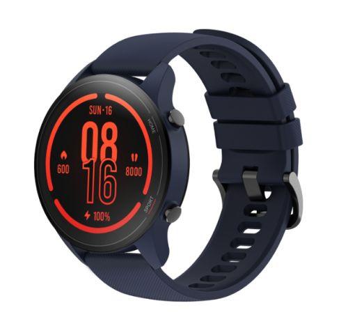 Часы Xiaomi Mi Watch BHR4583GL blue наручные часы xiaomi twentyseventeen mechanical watch