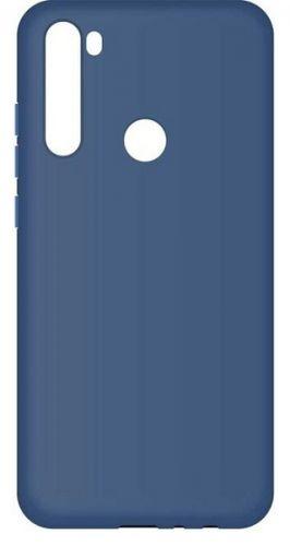 Фото - Чехол BoraSco Microfiber Case 38165 для Xiaomi Redmi Note 8T синий чехол borasco microfiber case для xiaomi redmi 9a черный