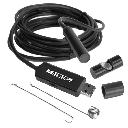 Видеоскоп - Эндоскоп МЕГЕОН 33050 МЕГЕОН 33050 USB 5м