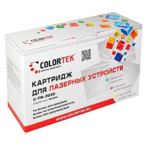 Картридж Colortek CT-TN3030 для Brother DCP-8040, Brother DCP-8045, Brother HL-5130, Brother HL-5140, Brother HL-5150, Brother HL-5170, ... 3500 к. brother