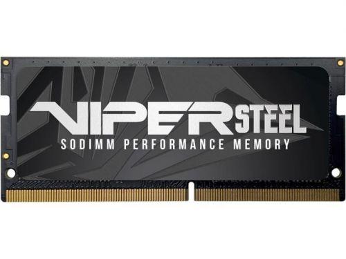 Модуль памяти DDR4 16GB Patriot PVS416G240C5S 2400MHz RTL PC4-19200 CL15 SO-DIMM 260-pin 1.25В модуль памяти kingston kth pl424e 16g for hp compaq ddr4 dimm 16gb pc4 19200 2400mhz ecc module