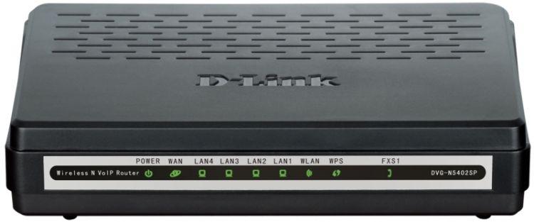 D-link DVG-N5402SP/1S/C1A