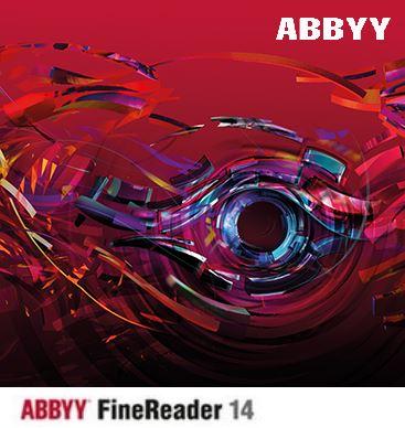 ABBYY Подписка (электронный ключ) ABBYY FineReader 14 Standard 1 year (AF14-1S4W01-102)