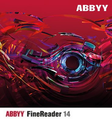 ABBYY FineReader 14 Standard 1 year