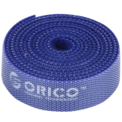 Стяжки Orico CBT-1S-BL для кабелей, синий