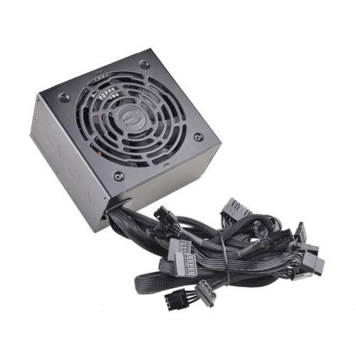 Блок питания ATX EVGA 700 BR 100-BR-0700-K2 700W, active PFC, 80+ Bronze, 120mm fan RTL