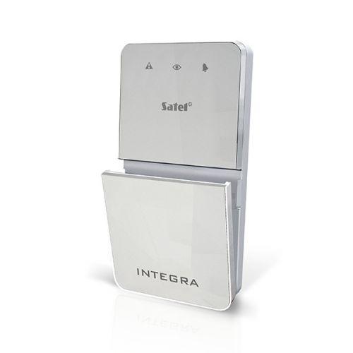 Клавиатура SATEL INT-SF-SSW групповая клавиатура для управления разделом системы охранной сигнализации, созданной на базе ПКП серии: INTEGRA и INTEGRA