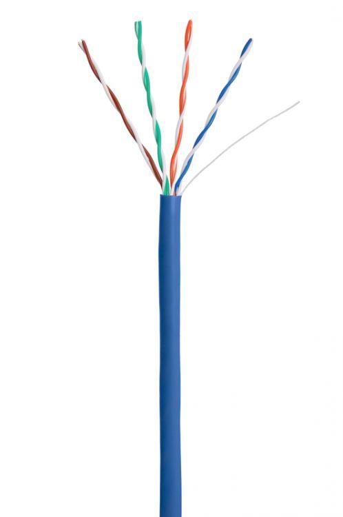 Netlan CCA-UU004-5E-PVC-BL