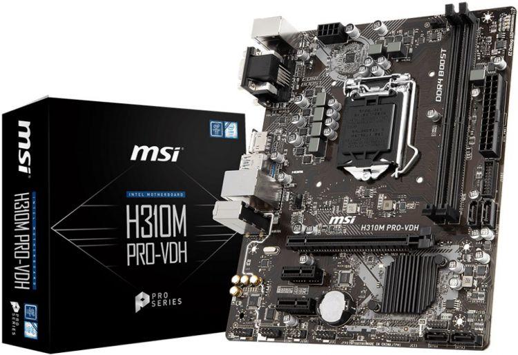 MSI H310M PRO-VDH