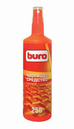 Спрей Buro BU-Snote для чистки ноутбуков, 250 мл