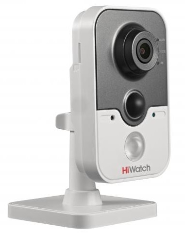 HiWatch - Видеокамера IP HiWatch DS-I214W (6 mm)
