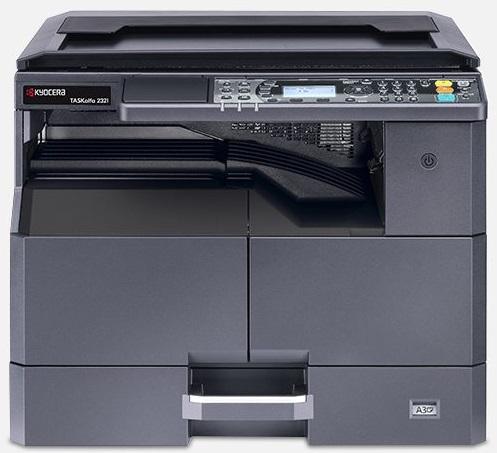 МФУ Kyocera TASKalfa 2321 1102XR3NL0 A3, 23/10 ppm А4/A3, 600 dpi, 256 Mb, USB 2.0, 300л., без крышки, тонер