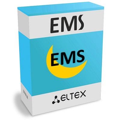 Опция ELTEX EMS-МА4000 системы Eltex.EMS для управления и мониторинга сетевыми элементами Eltex: 1 сетевой элемент MA4000-PX