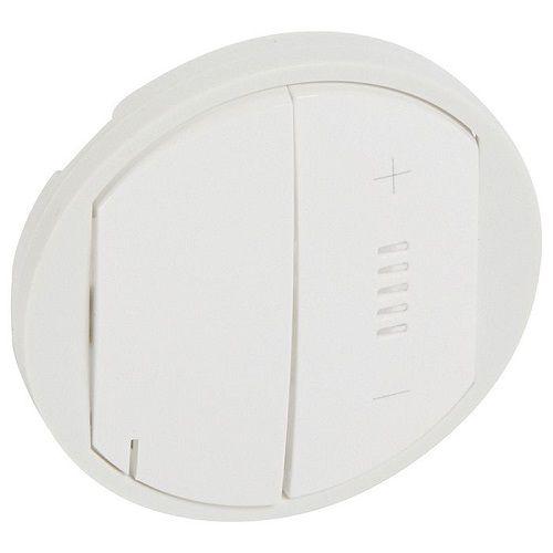 Панель лицевая Legrand 68292 Celiane светорегулятора 67237, ZB, белая