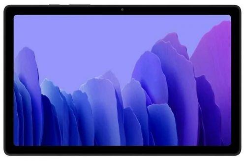 Планшет 10.4 Samsung Galaxy Tab A7 64GB LTE SM-T505NZAESER серый планшет samsung galaxy tab e 9 6 sm t 561 n белый