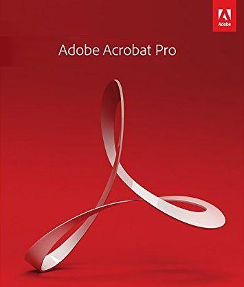 Adobe Acrobat Professional 2017 Multiple Platforms Int. English AOO Lic. TLP (1 - 9,999) Governm