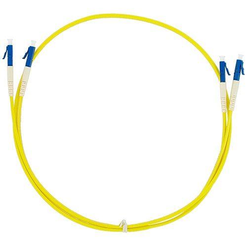 Патч-корд волоконно-оптический Vimcom LC-LC duplex 15m 9/125