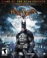 Warner Brothers Batman: Arkham Asylum - Game of the Year Edition