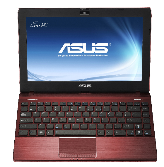 ASUS EEE PC 1225B Red
