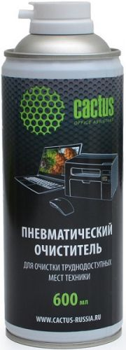 Спрей Cactus CS-AIR600 пневматический очиститель, 600мл
