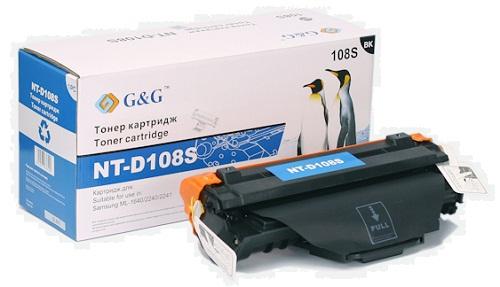 G&G NT-D108S