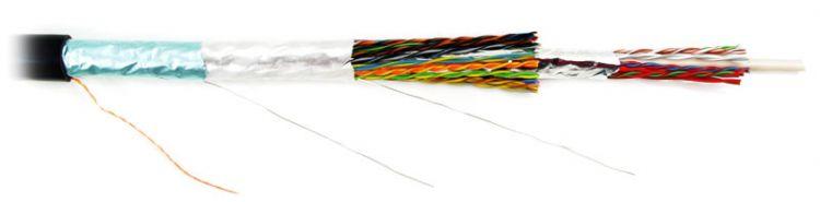 Hyperline FUTP25-C5-S24-OUT-PE-BK