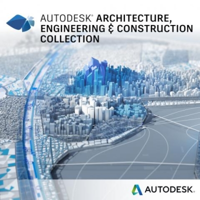 Autodesk Architecture Engineering & Construction Collection IC Multi-user ELD Annual (1 год)