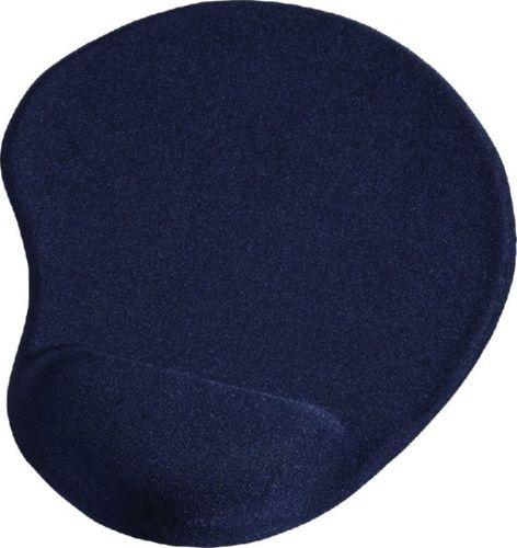 Фото - Коврик для мыши HAMA 00054778 Ergonomic синий 200*230*21мм коврик для мыши hama ergonomic черный [00054779]