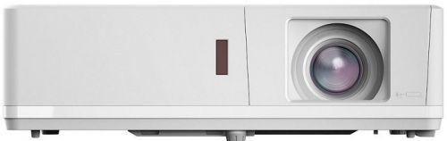 Фото - Проектор Optoma ZW403 E1P1A43WE1Z1 лазерный DLP WXGA, 4500 ANSI lm, 300000:1, TR 1.18-1.54:1, Zoom1.3x, HDMI*2,VGA, AudioIN,AudioOUT,USB-A 1.5A,RS232, проектор optoma w400 dlp 4000 ansi lm wxga 22000 1 2 41кг
