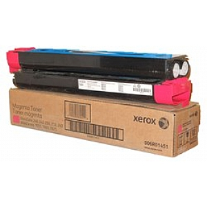 Тонер-туба Xerox 006R01451 пурпурный (34000 страниц) для DC 240/250/242/252/260 (2 тубы)