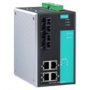 MOXA EDS-P506A-4PoE-MM-SC